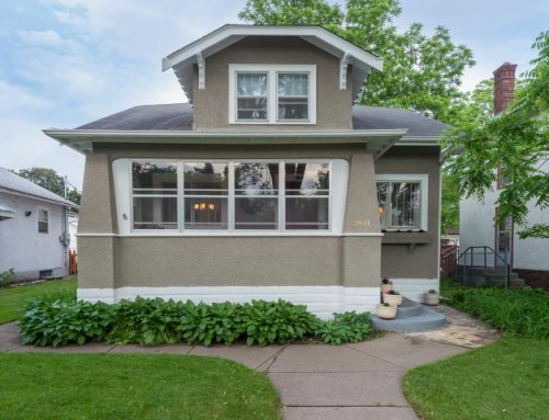 After almost 30 years, we are selling the old 1924 bungalow.
